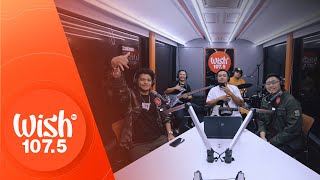 awi columna ft. Dudut performs Easy Lang LIVE on Wish 107.5 Bus
