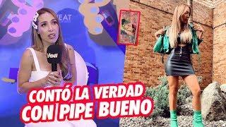 Entrevista: Contó la verdad de lo de Pipe, Esto pasó con el Cuadro de Legarda.
