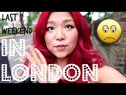 NO LONGER A LONDONER :( ♡ YOLOndon Vlogs