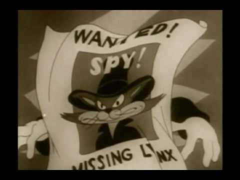 Confusions of a Nutzy Spy - Looney Tunes (1943)