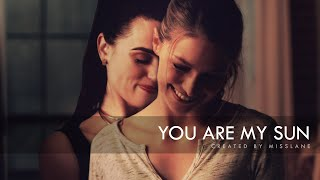 You are my sun | Lena and Kara