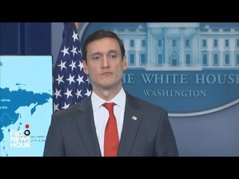 WATCH: White House briefs on WannaCry hack
