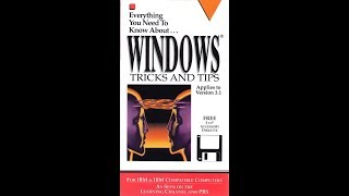 Windows Tricks and Tips (Windows 3.1)