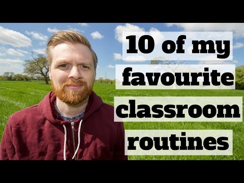 10 routines for the EYFS classroom - Teaching Tips from an Early Years Teacher