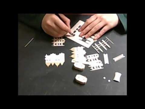 페이퍼나노 타워 다리 - paper nano : Tower Bridge