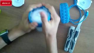 Sphero Ollie Robotu Kutu Açılımı Ve İncelemesi