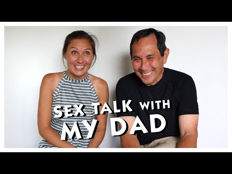 Sex Talk with My Dad -- When am I ready for sex?