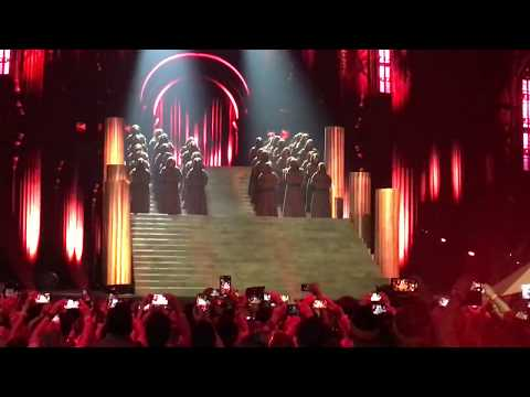 Eurovision Song Contest 2019 - Madonna LIVE - Like A Prayer [Recorded Live From The Venue]