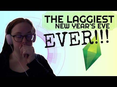 The Laggiest Episode of All Time   Sims 4 Discover University #8  