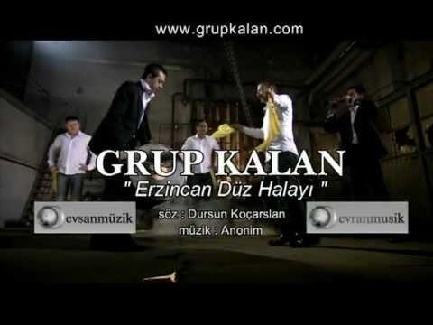 Grup Kalan Erzincan Sivas Düz Halayi