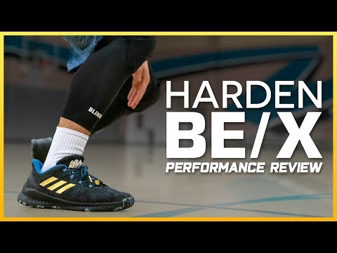 Adidas Harden BE X Performance Review YouTube