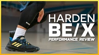 adidas HARDEN BE/X PERFORMANCE REVIEW