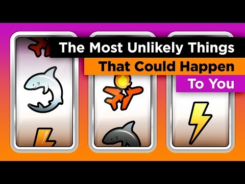 What's the Most Unlikely Thing That Could Happen to You?