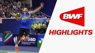 Yonex French Open 2015 | Badminton F – Highlights