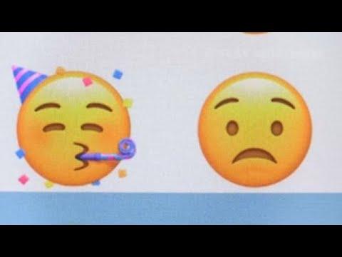 Emoji, a palabra do ano que non é palabra