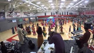 2015 Orlando Navratri Garba Band