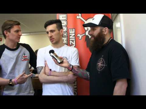 Blood Youth Takedown Festival Interview 2015