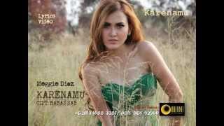 Gambar cover KARENAMU Meggie Diaz
