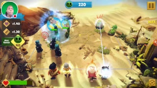 Trying To Get Football Bird - Angry Birds Evolution
