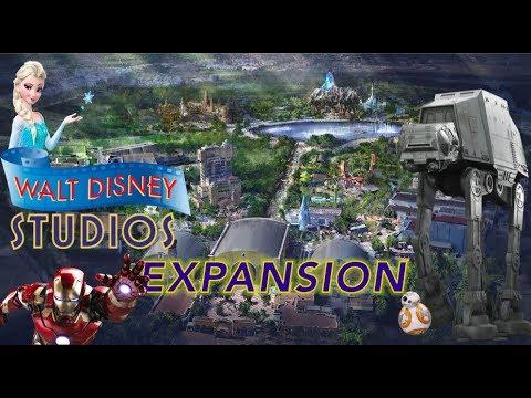 Disneyland Paris Overhaul 2019-2023