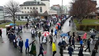17. mai skoletog i Bodø
