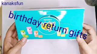 10 Year Old Boy Return Gift Ideas For Birthday