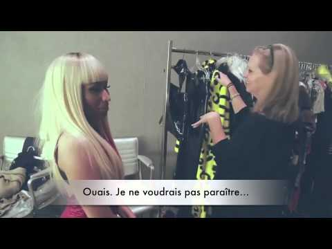 Nicki Minaj Marie Claire interview vostfr