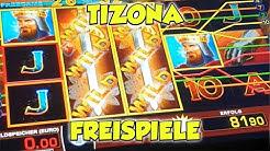 Tizona FREISPIELE - TR5 Merkur Magie, Novoline Spielothek HD