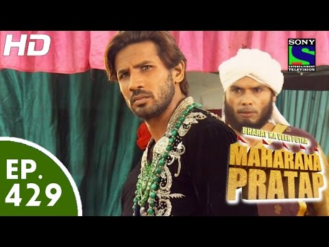 Bharat Ka Veer Putra Maharana Pratap - महाराणा प्रताप - Episode 429 - 4th June, 2015