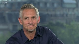 Gary Lineker's hilarious rea¢tion to England being knocked out of Euro 2016