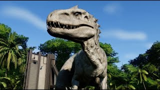 Jurassic World Evolution - All 48 Dinosaurs (1080p 60FPS)