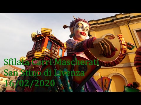 Carnevale Sanstinese 2020