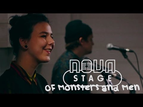 Of Monsters And Men - Six Weeks (live At Nova Stage)
