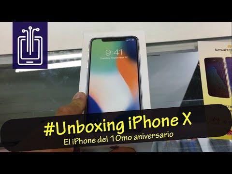 IPhone X Unboxing En Perú - Encuentra El Tuyo En Smartphonesperu