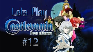 Lets Play Castlevania Dawn of Sorrow Part 12