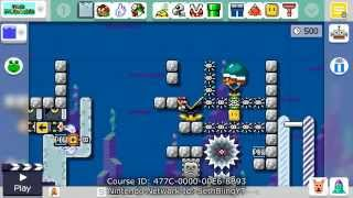 Mario Maker Ep 13: One-Screen Puzzle #5