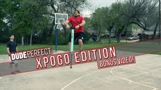 Dude Perfect: XPogo Edition BONUS Video