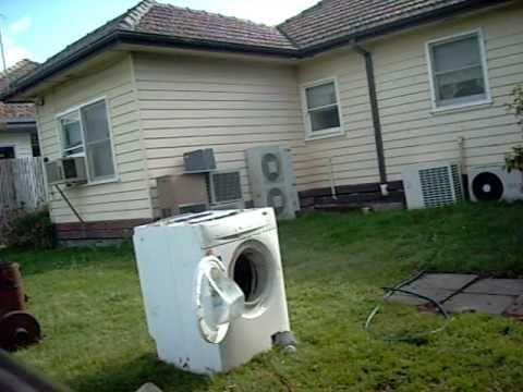 general electric washing machine not spinning