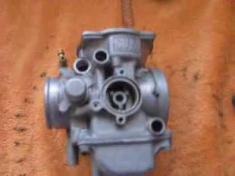 KLR650 Carb Cleaning 2