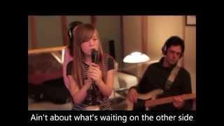 The Climb - Connie Talbot (karaoke/instrumental)