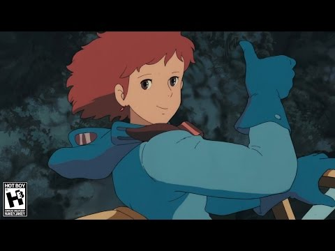 If Movies Were Games - Nausicaä of the Valley of the Wind