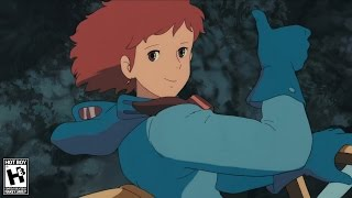 If Movies Were Games - Nausicaä of the Valley of the Wind / Видео