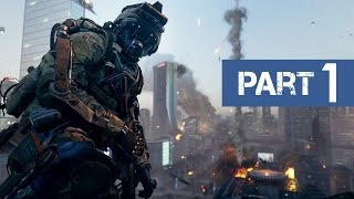 Call of Duty Advanced Warfare Gameplay Walkthrough Part 1 (PS4) [Introduction/Prologue]