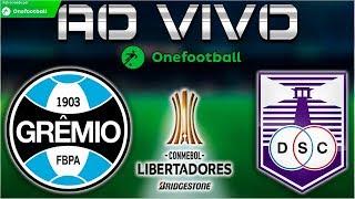 Grêmio x Defensor Ao Vivo HD | Libertadores 2018 | 6ª Rodada | 23/05/2018