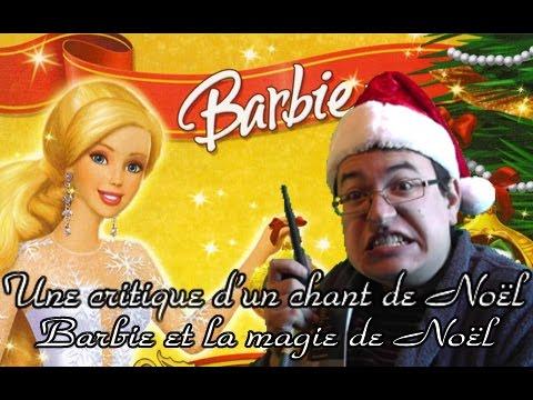 Une critique d 39 un chant de no l 5 barbie et la magie de noel lien dans la description - Barbie et la magie de noel ...