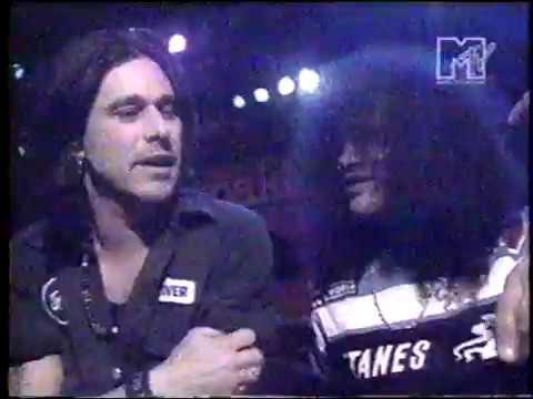 Slash's Snakepit Palco MTV 1995