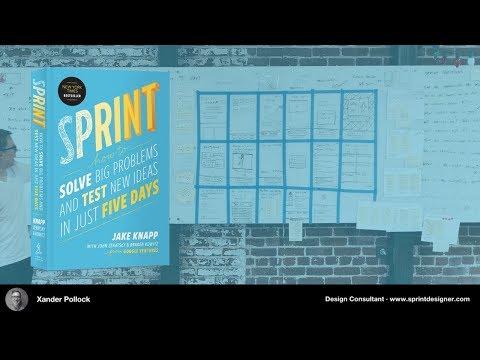 Google Ventures Design Sprint Overview