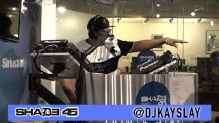 22G\'Z Interview with Dj Kayslay on Shade45