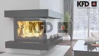 Kfd Eco Iline Fireplace Inserts - Www.kfdesign.eu
