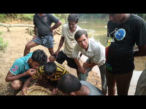 The Natural Sapphire Company Sri Lanka River Mining 2